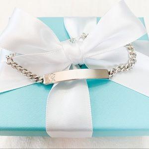 T&Co. Paloma Picasso Loving Heart ID Bracelet